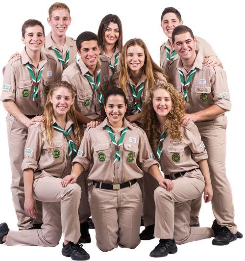Israeli Scouts3
